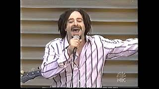 Counting Crows - American Girls + Mr Jones - Tonight 8/2/02