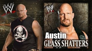 "WWE: ""Glass Shatters"" (Stone Cold Steve Austin) Theme Song + AE (Arena Effect)"