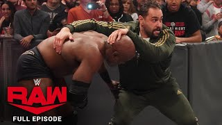 WWE Raw Full Episode, 25 November 2019