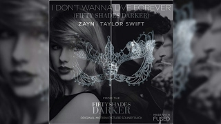 Taylor swift - I Don't Wanna Live Forever Acoustic Version (Audio)
