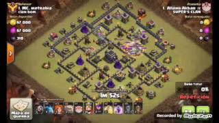 Clash Of Clans [Allahu Akbar] Clan SUPER'S CLAN