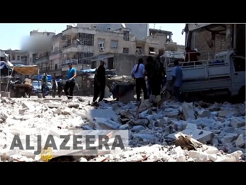 Russia declares three-hour daily lull in Aleppo