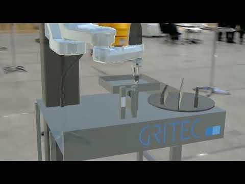 GRITEC virtual robot