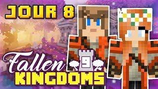 Notre secret découvert ! | FALLEN KINGDOMS 9 #08