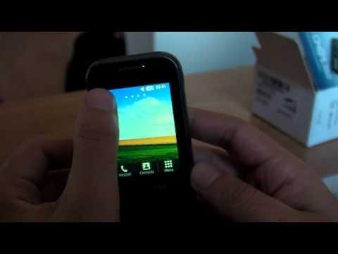 Samsung C3500 Ch@t 350 review HD ( in Romana ) - www.TelefonulTau.eu -