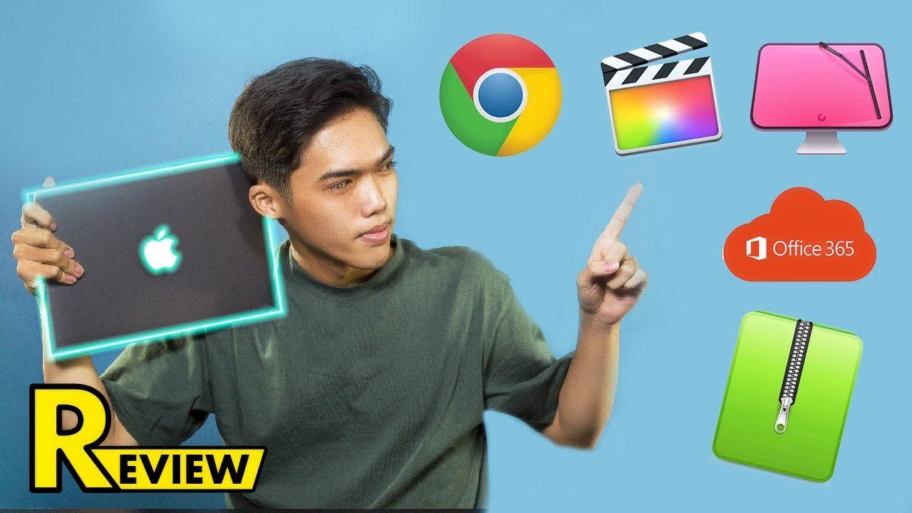 5 ứng dụng CẦN CÓ NGAY sau khi mua Macbook !