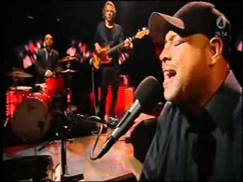 Frank McComb on Swedish TV (Love Love Love)