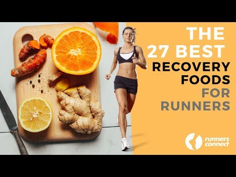 The 27 Best Recovery Foods for Runners