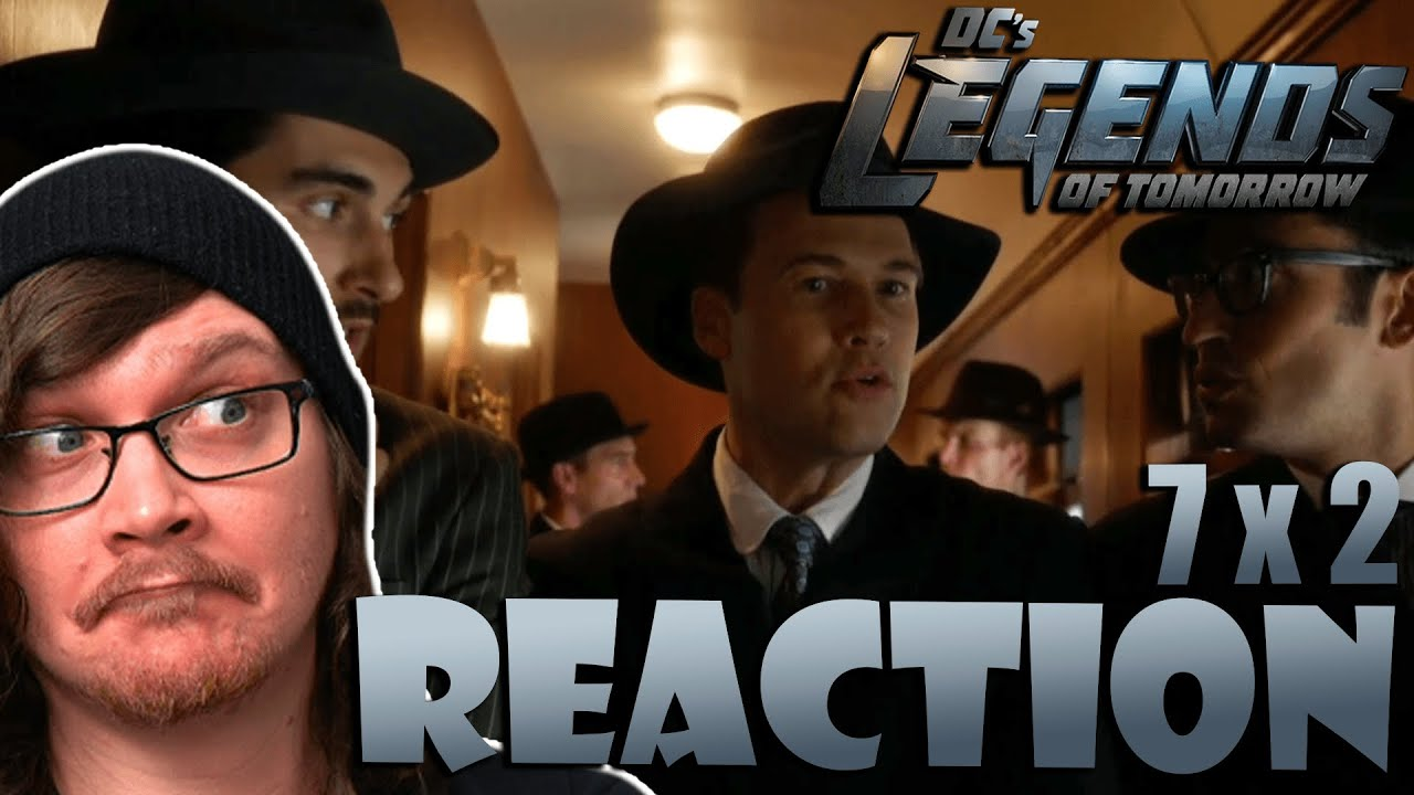Download DC'S LEGENDS OF TOMORROW - 7x2 - Reaction/Review! (Season 7 Episode 2)