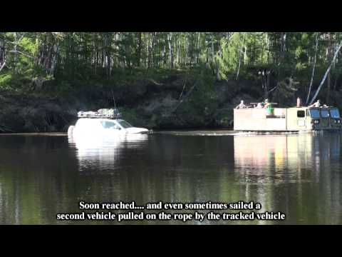 Extreme Siberia BAM Road Expedition part 46 WEB  TV series