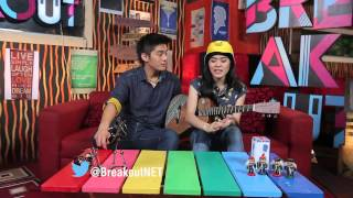 Sheryl Sheinafia dan Boy William - Ada Apa Denganmu ( Peterpan Cover )