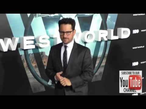JJ Abrams At The HBO Premiere Of Westworld At TCL Chinese Theatre In Hollywood