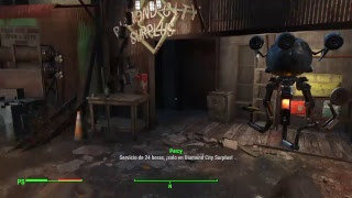 Juegando fallout 4 parte 1