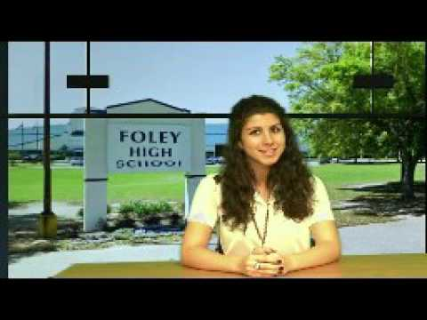 Foley High School Morning Announcements for January 26, 2017
