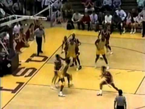 UNLV vs LSU 1990 NCAA College Basketball full Game Highlights