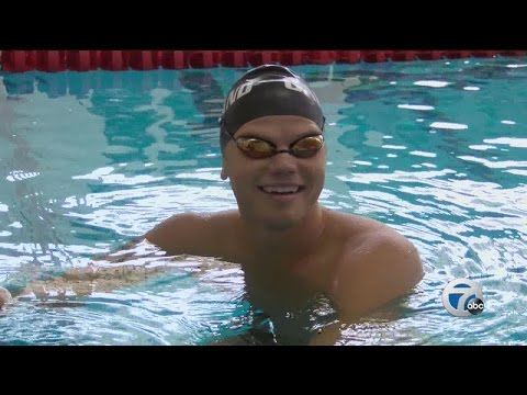 Oakland University swimmer comes out and is surprised by his teammates reaction