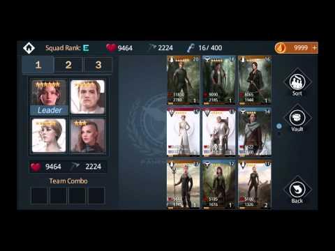 The Hunger Games: Panem Rising Launch Trailer - Google Play