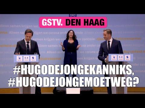Persconferentie. Moet Hugo de Jonge AFTREDEN?