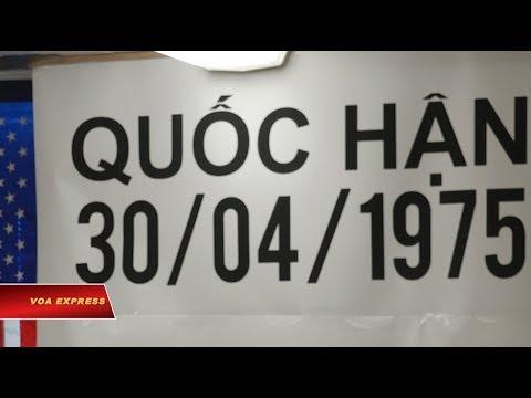 Người Việt hải ngoại tưởng niệm ngày 30/4  (VOA)