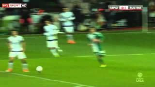 Rapid Wien vs Austria Wien 3-1