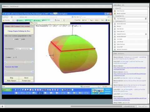 AMATYC Webinar: Making Calculus Come Alive