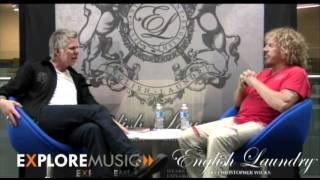 Jeff Woods in conversation with Sammy Hagar
