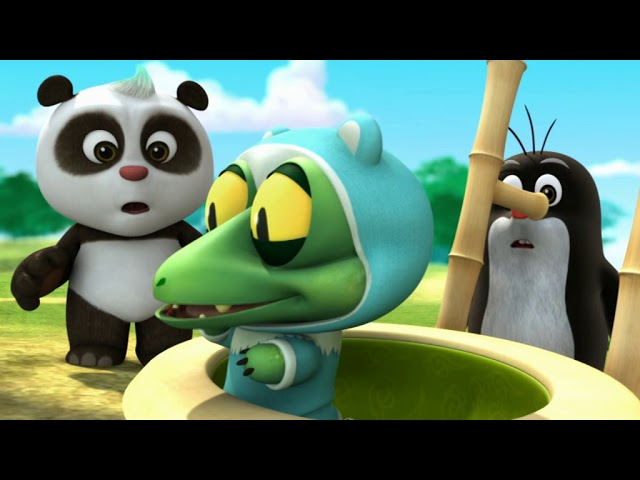 Krtek a panda epizoda 10 - Čí je to vajíčko