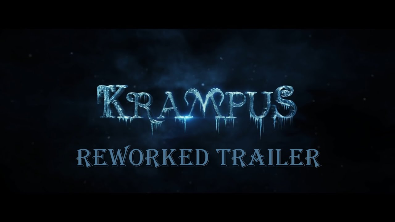 Krampus - Reworked Trailer (All I Want For Christmas - MINOR KEY ...