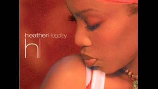 Watch Heather Headley Four Words From A Heartbreak video
