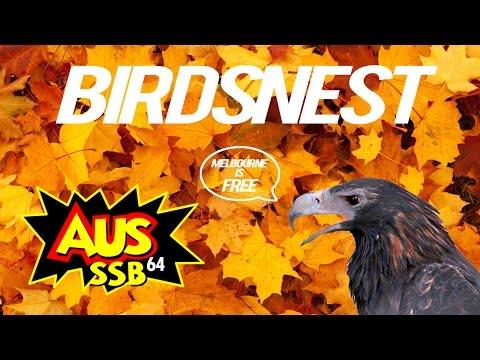The Birds Nest Winners Round 1 - Blacktain Falcon(JigglyPuff) Vs Paul(Kirby)