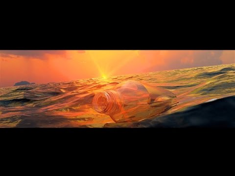 "CGI Animated Short ""Plastic Ocean"" (Trippy Animation)"