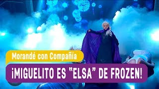 Video Morandé con Compañía - ¡Miguelito es ''Elsa'' de Frozen! / Capítulo 36 download MP3, 3GP, MP4, WEBM, AVI, FLV Juli 2018