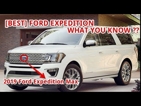 BEST 2019 Ford Expedition MAX