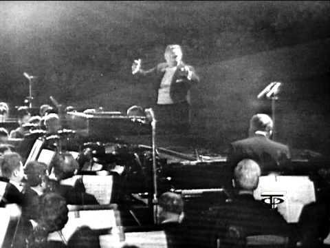 Sviatoslav Richter, Kirill Kondrashin MPO  Beethoven Rondo in B-flat for Piano and Orchestra