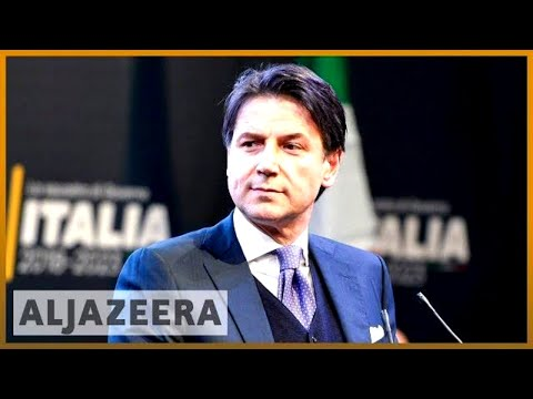 🇮🇹 Italy: Five Star Movement, League seek approval for their PM pick | Al Jazeera English