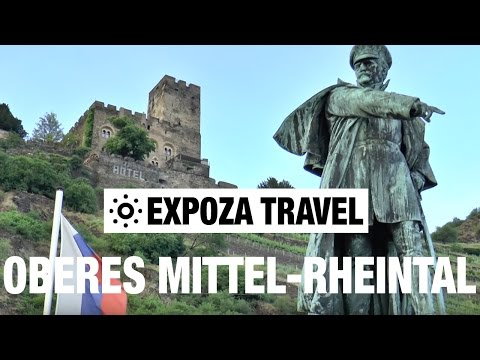 Oberes Mittel-Rheintal (Germany) Vacation Travel Video Guide