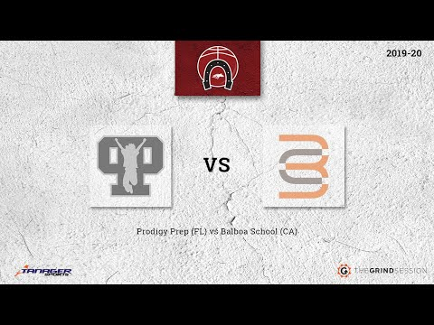 Prodigy Prep (FL) vs Balboa School (CA)