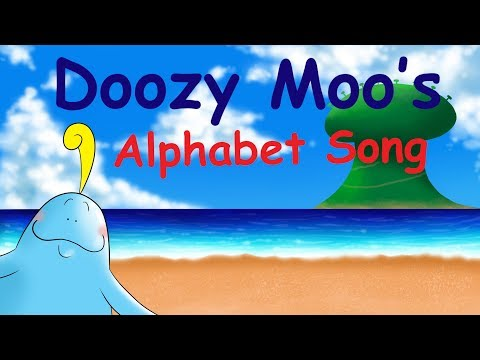 Doozy Moo's Alphabet Song with Free Printable Worksheets
