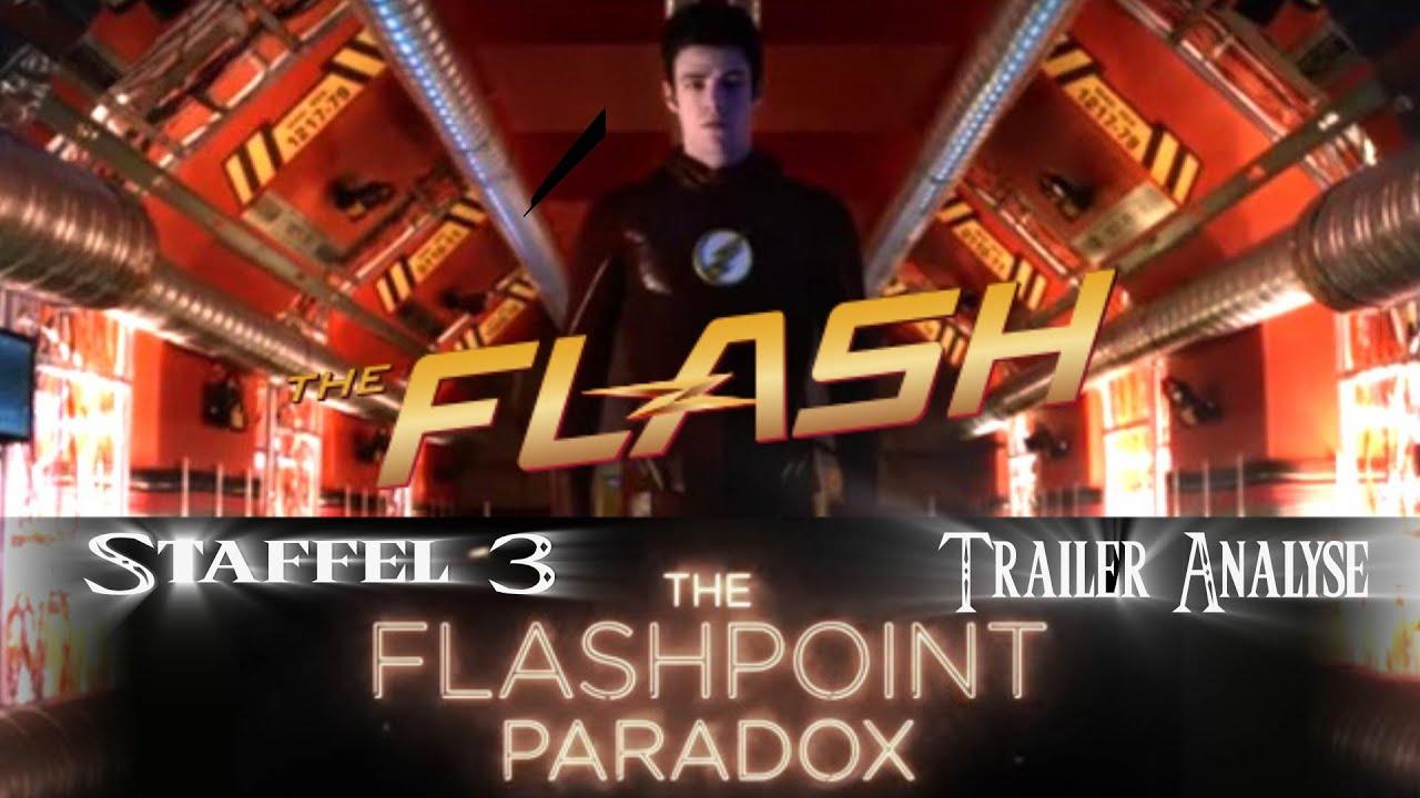Flash Staffel 3 Deutsch