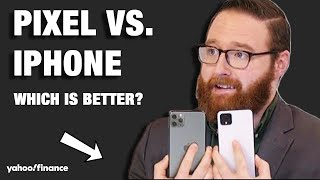 iPhone 11 vs. Pixel 4: Which camera is better?