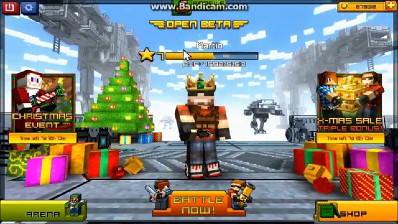 Download pixel gun 3d (pocket edition) 11. 4. 1 apk for pc free.