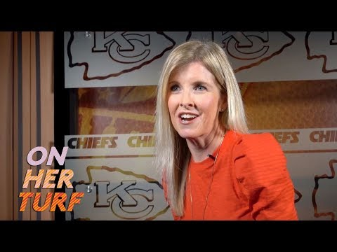 Kansas City Chiefs' Jayne Martin paves way for women in sports I On Her Turf I NBC Sports