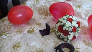 Одеваем жениха. Анастасия и Александр.  Наша свадьба 10.09.16.