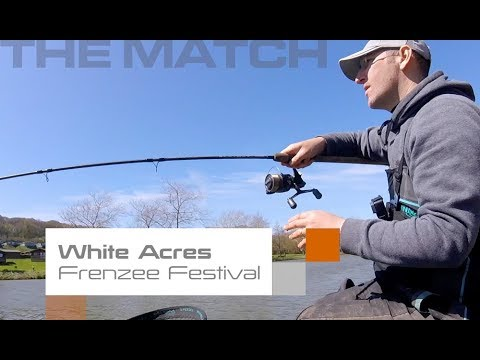 Live Match Fishing: White Acres Frenzee Festival