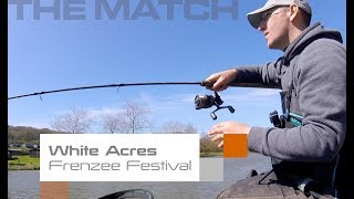 The Match: White Acres Frenzee Festival