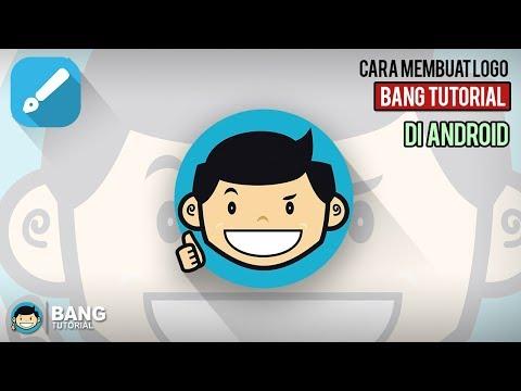 Cara Membuat Logo / Icon Bang Tutorial di Hp Android | INFINITE DESIGN TUTORIAL #2