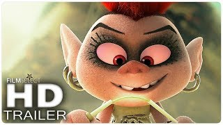 TROLLS 2: WORLD TOUR Trailer 2 (2020)