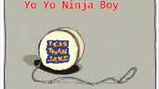 Watch Less Than Jake YoYo Ninja Boy video