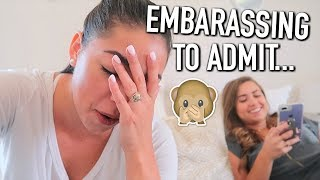 Embarrassed We Did this.. + Workout, Organizing Closet, & More!!!