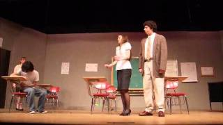 OUR MISS BROOKS Act 3 by St. Clair High School Drama Club
